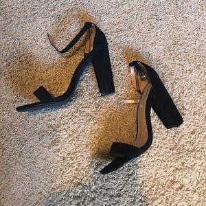 Steve Madden Carrson Ankle Strap Heel
